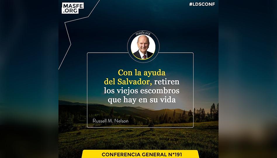 Las citas que nos dejó el primer día de la Conferencia General abril 2021
