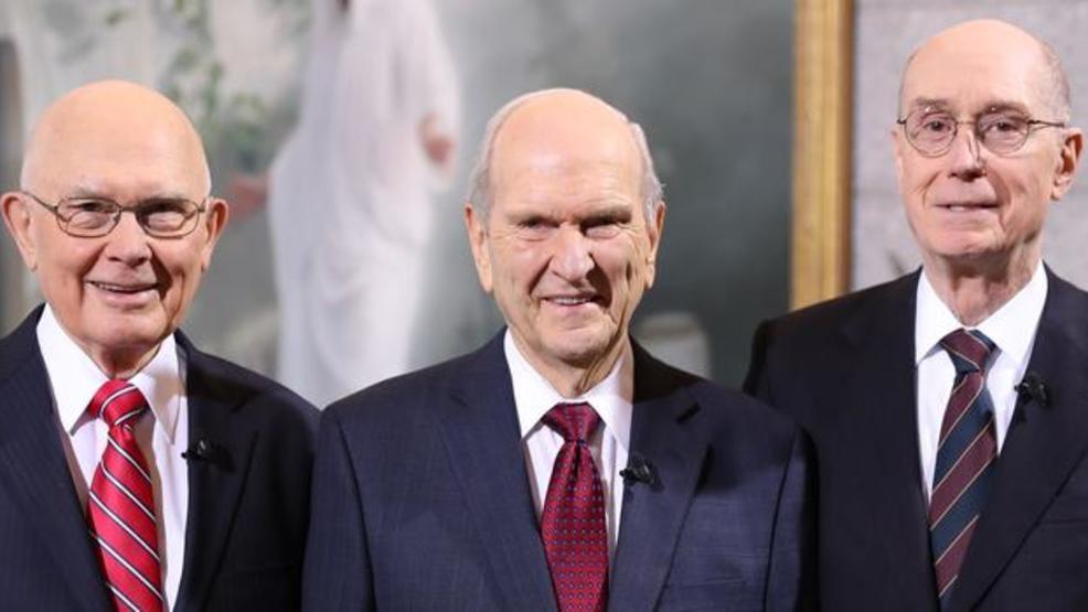 Primera Presidencia - nuevas presidencias de área