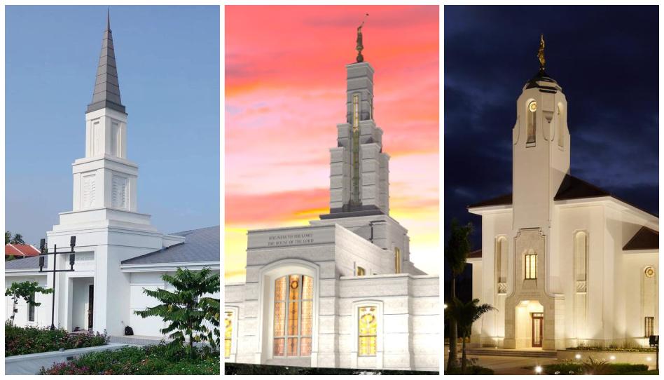 África templos