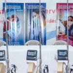 donación de equipos médicos en Guatemala
