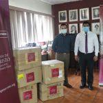 donación a hogar de ancianos