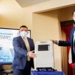 donación de concentradores de oxígeno - La Iglesia de Jesucristo