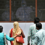 COVID en la India