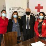 Cruz Roja - Iglesia de Jesucristo