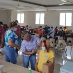 Capillas de la Iglesia de Jesucristo vacunación República Dominicana