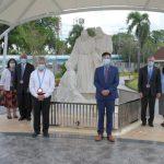Estatua de la Primera Visión en Filipinas