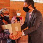 La Iglesia de Jesuristo ayuda en Colombia