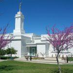 Templo de Colonia Juárez Chihuahua