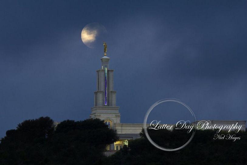 Templo de San Antonio Texas