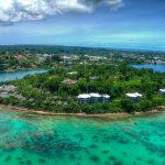 Templos en las islas del pacífico