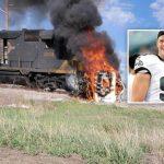 explosion Brandon Bair