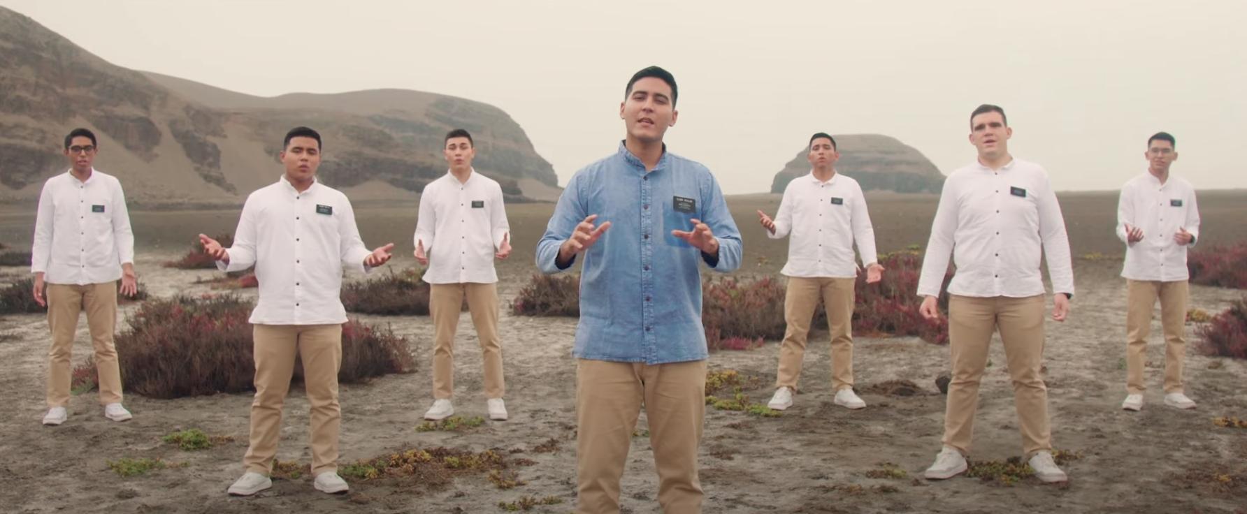 misioneros latinos videoclip