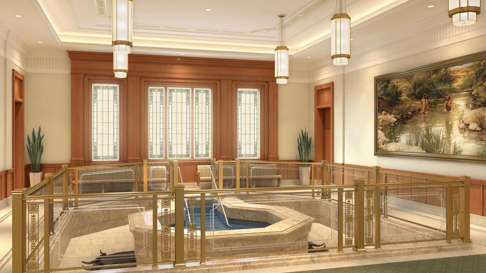 Puertas abiertas y dedicación del Templo de Pocatello