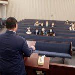 Reuniones en las capillas en México