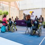 donación de sillas de ruedas en México