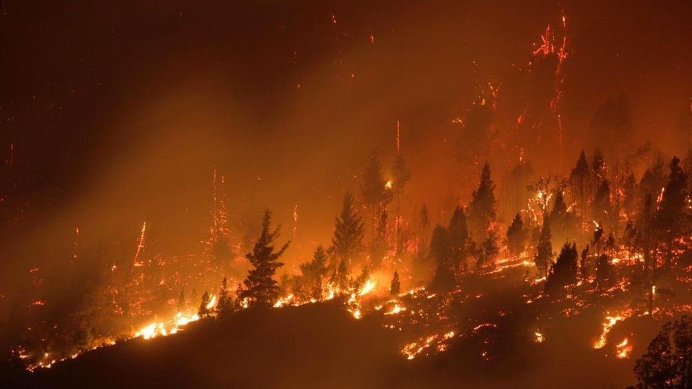 incendios en Argentina - ayuda