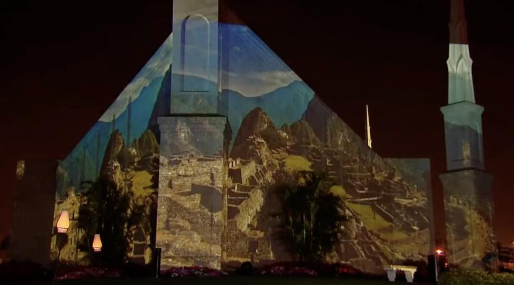 Presidente del Perú visita el Templo de Lima para evento interreligioso
