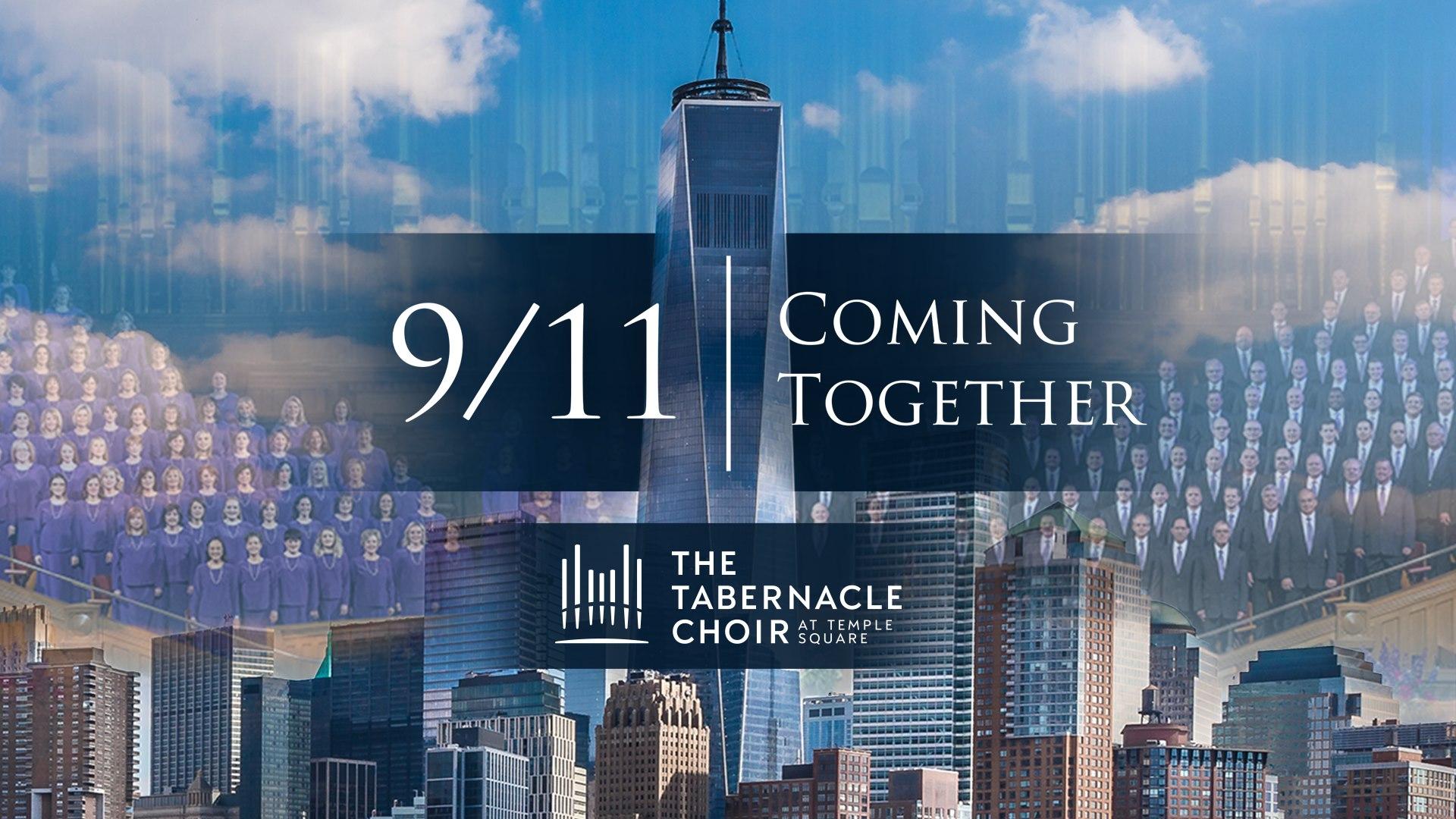Concierto del Coro del Tabernáculo por el 11 de septiembre
