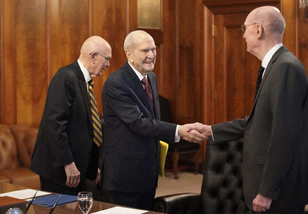 Concilios - Primera Presidencia