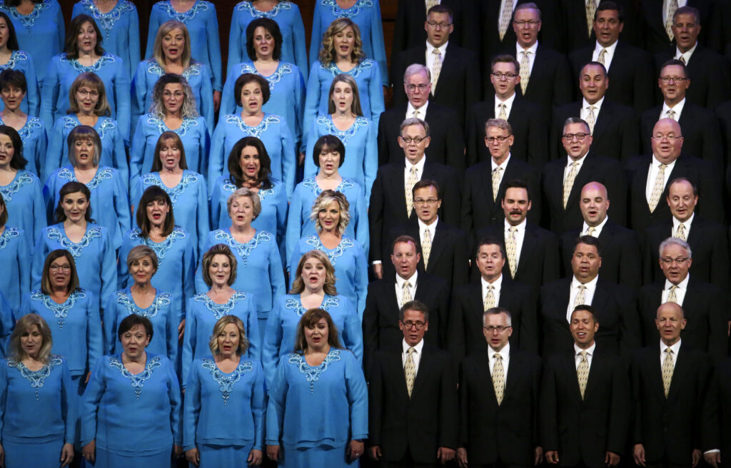 Coro del Tabernáculo ofrecerá transmisión por el 11 de septiembre