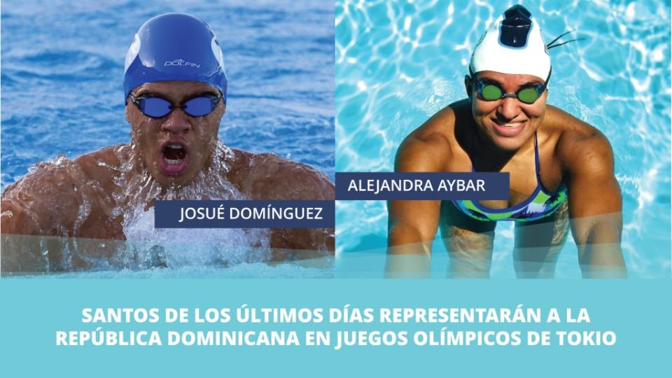 Dos miembros de la Iglesia de Jesucristo representarán a República Dominicana en Juegos Olímpicos de Tokio