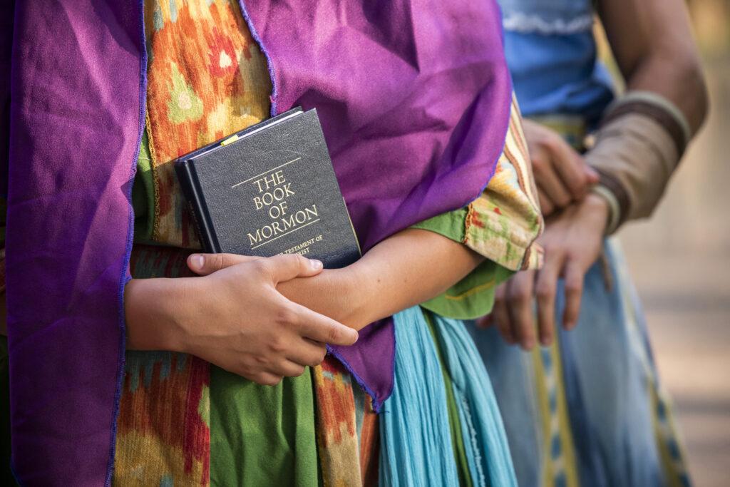 Libro de Mormón - Jesucristo