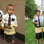 bebés misioneros foto viral