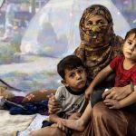 refugiados de Afganistan