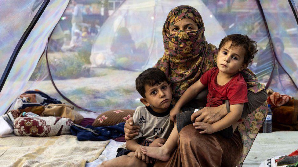 La Iglesia de Jesucristo envía ayuda a refugiados de Afganistán
