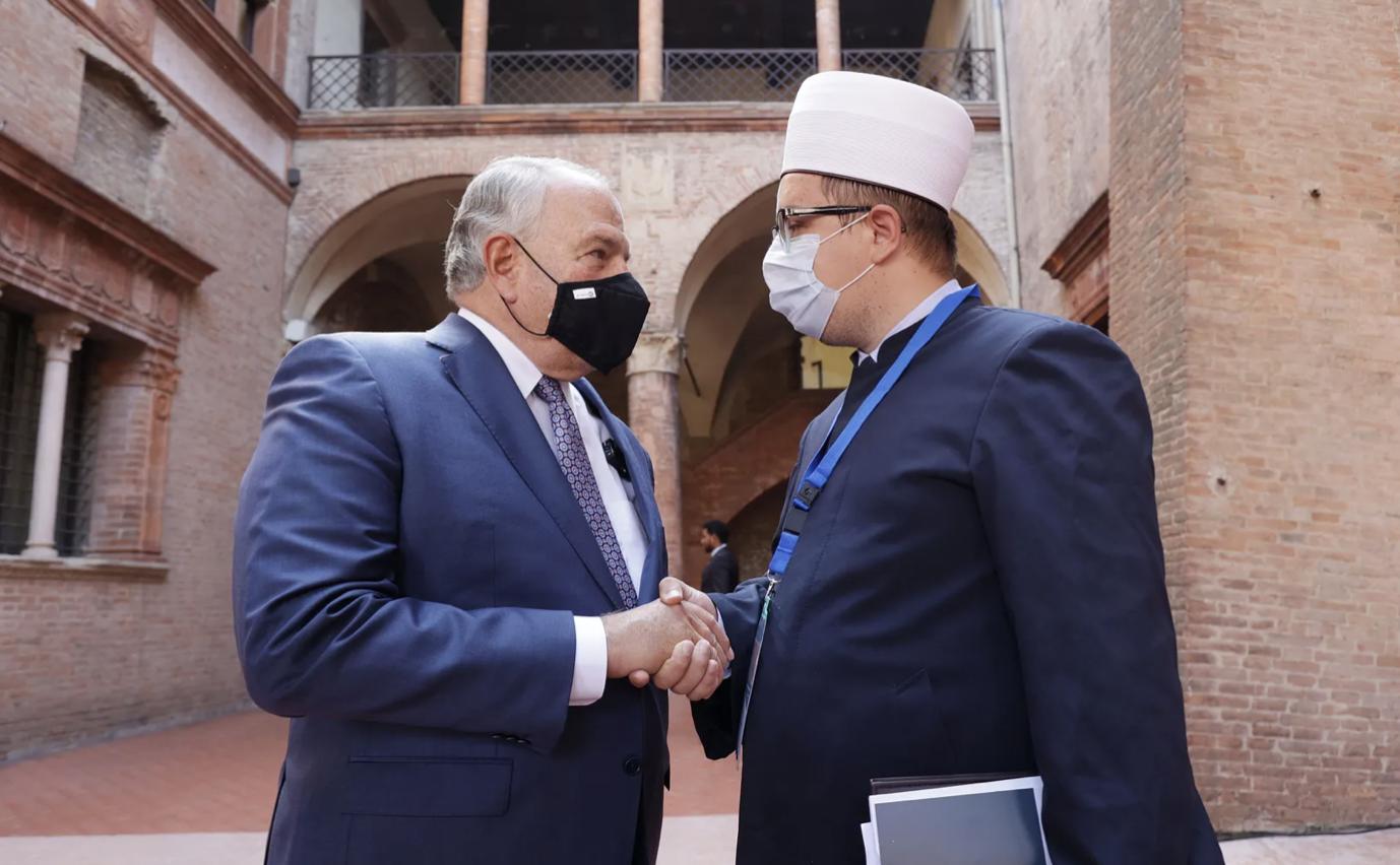 """Élder Rasband a los líderes religiosos globales en la G20: """"El mundo nos necesita"""""""