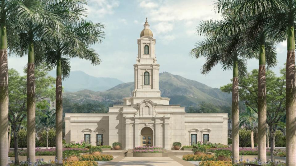 Templo de Cali Colombia