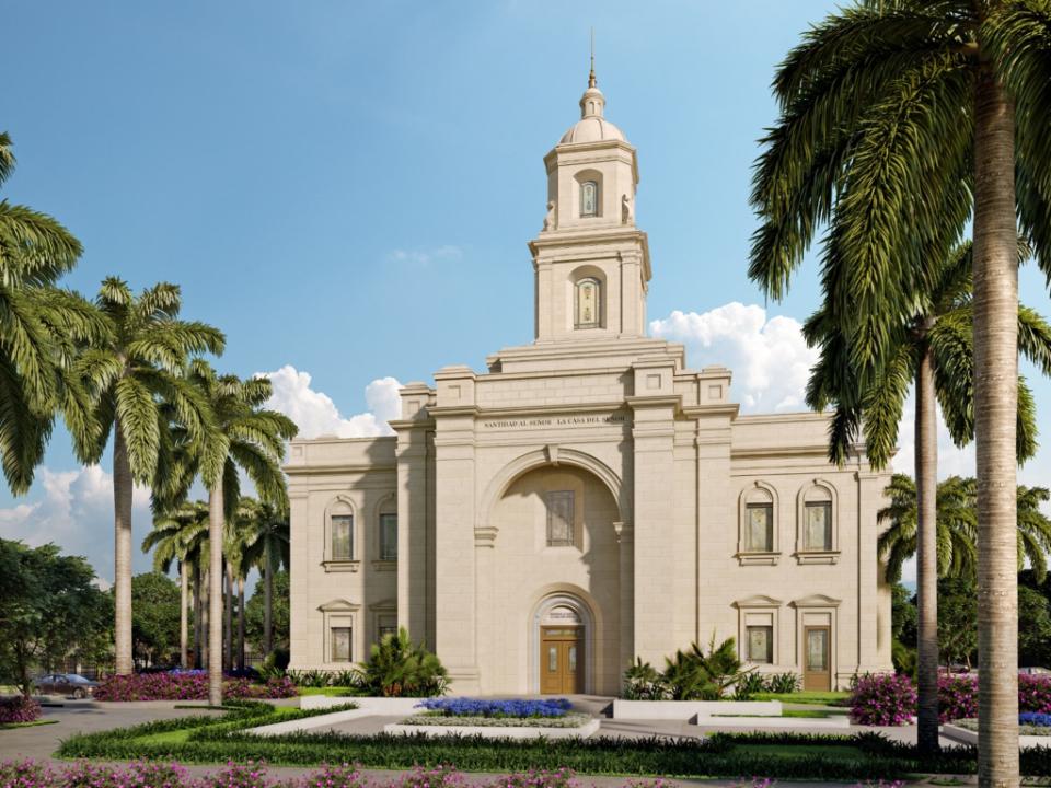 Templo la Gran Ciudad de Guatemala