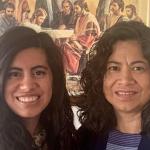 hermana Aburto y su hija - salud mental
