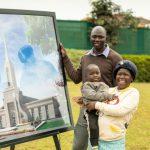 primer templo en Africa oriental