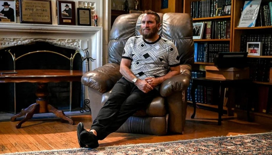 rabino Shmuley Boteach
