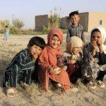 refugiados en Afganistán