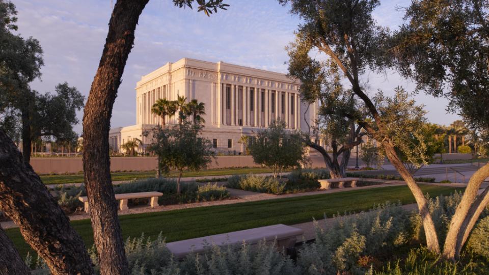 Fotos Templo de Mesa Arizona