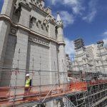 templos en construcción