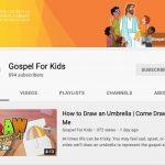 canal de YouTube niños
